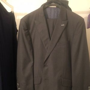Joseph Abboud Grey Custom Suit